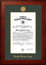 Campus Images ARCHO001 Patriot Frames Army 10x14 Certificate Honors Frame with Gold Medallion