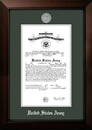 Campus Images ARCLG002 Patriot Frames Army 10x14 Certificate Legacy Frame with Silver Medallion