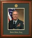 Campus Images ARPSW002 Patriot Frames Army 8x10 Portrait Walnut Frame Gold Medallion