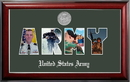 Campus Images ARSSCL002S Patriot Frames Army Collage Photo Classic Frame with Silver Medallion