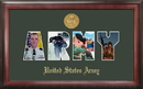 Campus Images ARSSG001 Army Collage Photo Frame Gold Medallion