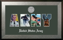 Campus Images ARSSHO002S Patriot Frames Army Collage Photo Honors Frame with Silver Medallion