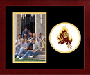Campus Images AZ994SLPFV Arizona State University Spirit Photo Frame (Vertical)
