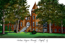 Campus Images AZ995 Northern Arizona University Campus Images Lithograph Print