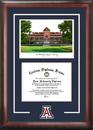 Campus Images AZ996SG University of Arizona Spirit  Graduate Frame with Campus Image