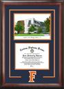 Campus Images CA921SG California State University - Fullerton Spirit Graduate Frame with Campus Image