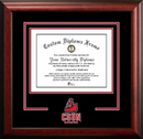 Campus Images CA924SD  California State University - Northridge Spirit Diploma Frame