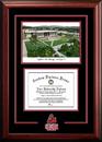 Campus Images CA924SG California State University - Northridge Spirit Graduate Frame with Campus Image