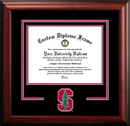 Campus Images CA932SD Stanford University Spirit Diploma Frame