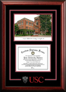 Campus Images CA940SG University of Southern California Spirit Graduate Frame with Campus Image