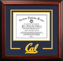 Campus Images CA945SD University of California - Berkeley Spirit Diploma Frame