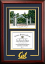 Campus Images CA945SG University of California, Berkeley Spirit Graduate Frame with Campus Image