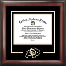 Campus Images CO995SD University of Colorado Spirit Diploma Frame