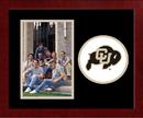 Campus Images CO995SLPFV University of Colorado - Boulder Spirit Photo Frame (Vertical)
