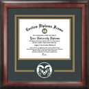 Campus Images CO999SD Colorado State Spirit Diploma Frame