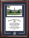 Campus Images DC996SG Georgetown University Spirit Graduate Frame