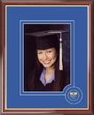 Campus Images DE999CSPF University of Delaware 5X7 Graduate Portrait Frame