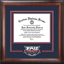 Campus Images FL986SD Florida Atlantic University Spirit Diploma Frame