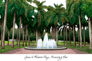 Campus Images FL988 University of Miami Campus Images Lithograph Print