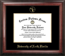 Campus Images FL993GED University of North Florida Gold Embossed Diploma Frame