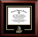 Campus Images FL998SD University of Central Florida Spirit Diploma Frame