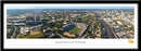 Campus Images GA9741911FPP Georgia Institute of Technology Framed Stadium Print