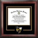 Campus Images GA974SD Georgia Institute of Technology Spirit Diploma Frame