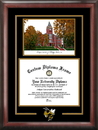 Campus Images GA974SG Georgia Institute of Technology  Spirit Graduate Frame with Campus Image