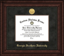 Campus Images GA975EXM Georgia Southern Executive Diploma Frame