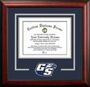 Campus Images GA975SD Georgia Southern Spirit Diploma Frame