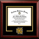 Campus Images GA986SD Kennesaw State University Spirit Diploma Frame