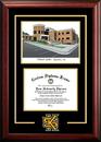 Campus Images GA986SG Kennesaw State University Spirit Graduate Frame with Campus Image