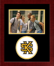 Campus Images GA986SLPFH Kennesaw State University Spirit Photo Frame (Horizontal)