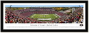 Campus Images GA98712116FPP University of Georgia Framed Stadium Print