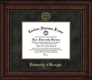 Campus Images GA987EXM university of Georgia Executive Diploma Frame