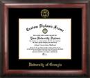 Campus Images GA987GED University of Georgia Gold Embossed Diploma Frame