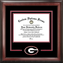 Campus Images GA987SD University of Georgia Spirit Diploma Frame