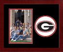 Campus Images GA987SLPFV  University of Georgia Spirit Photo Frame (Vertical)