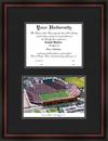 Campus Images IA997D  University of Iowa: Kinnick Stadium Diplomate