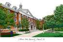 Campus Images IL966 Illinois State Campus Images Lithograph Print