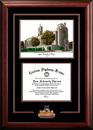 Campus Images IL970SG Loyola University Chicago Spirit Graduate Frame with Campus Image