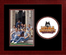 Campus Images IL970SLPFV Loyola University Chicago Spirit Photo Frame (Vertical)