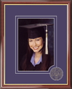 Campus Images IL971CSPF Northwestern University 5X7 Graduate Portrait Frame