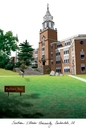 Campus Images IL972 Southern Illinois University Campus Images Lithograph Print