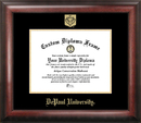 Campus Images IL974GED DePaul University Gold Embossed Diploma Frame