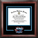 Campus Images IL974SD DePaul University Spirit Diploma Frame