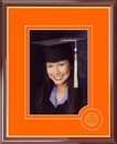 Campus Images IL976CSPF University of Illinois 5X7 Graduate Portrait Frame