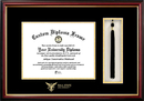 Campus Images IN985PMHGT Ball State University 10w x 8h Tassel Box and Diploma Frame