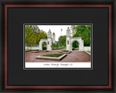 Campus Images IN993 Indiana University - Bloomington Campus Images Lithograph Print