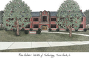 Campus Images IN994 Rose Hulman Institute of Technology University Campus Images Lithograph Print